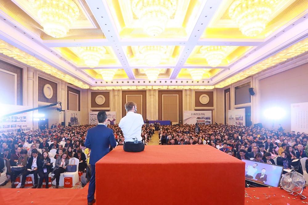 Nick Vujicic Life Without Limits Talk in Chongqing China 2019