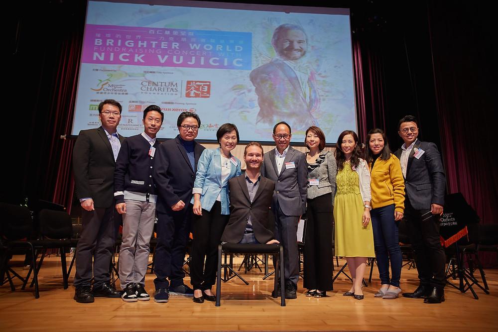Nick Vujicic Life Without Limits Talk in Hong Kong 2017