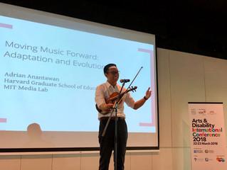 Singapore: ADIC 2018