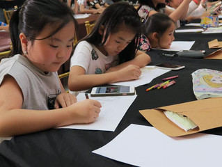 Binondo: Davy Liu Parent-Child Workshop