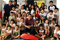 adrian anantawan life without limits asia children workshop