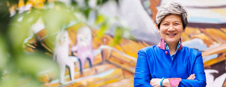 Elim Chew social entrepreneur