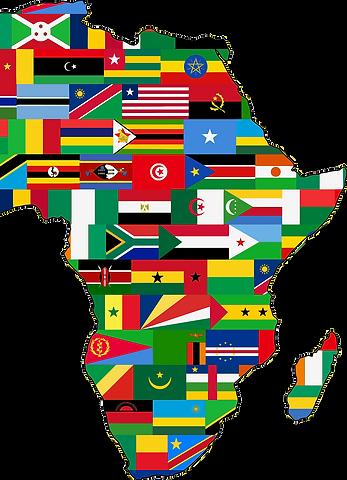 Livraison en Afrique