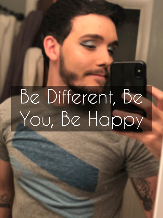 Be Different, Be You, Be Happy