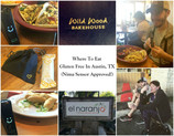Where To Eat Gluten Free In Austin, TX (Nima Sensor Tested) + A VLOG!