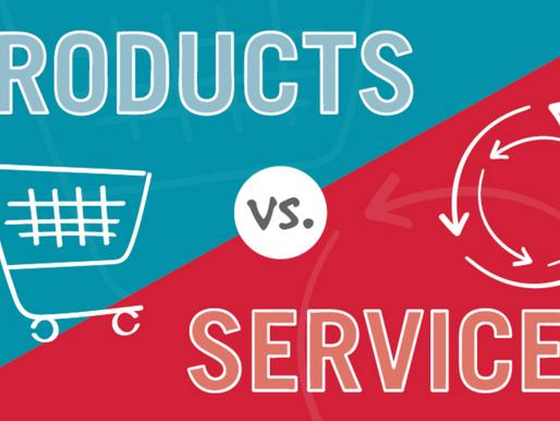 В свят на продукти – услугата е цар