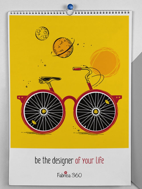 Be the Designer of Your Life (EN)