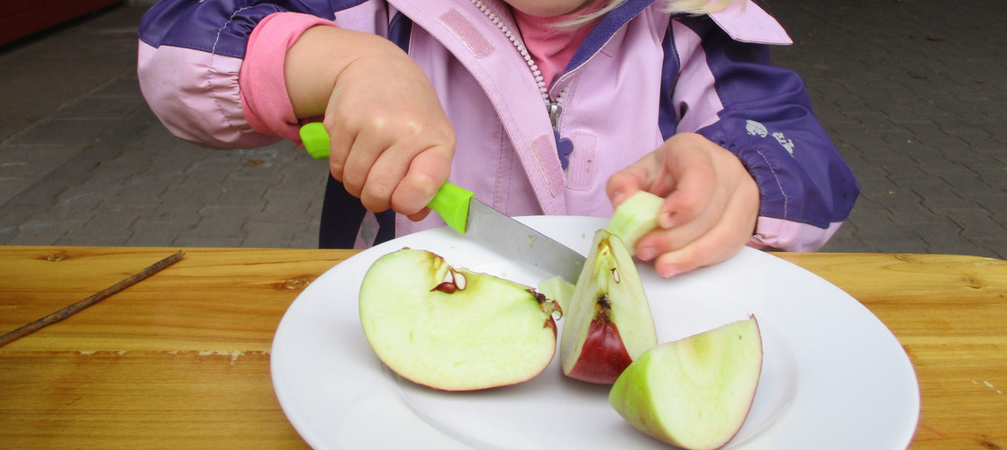 Apfelsaft_____Äpfel_kleinschneiden_1.JP