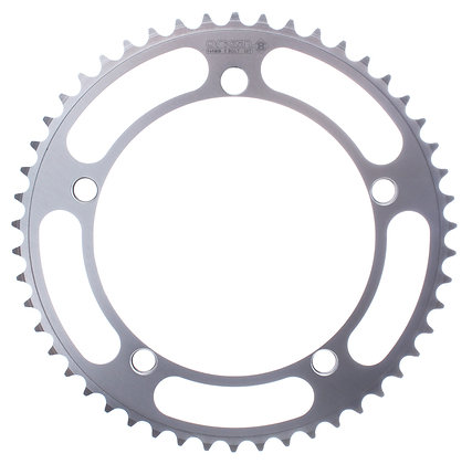 """Alloy Track Chainrings 144 BCD 5-bolt 1/2"""" x 1/8"""""""