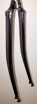 """Chrome road fork 1-1/8"""" threadless"""