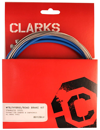 Brake Kit, Front and Rear