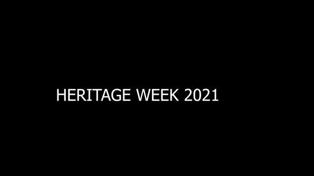 Heritage Week 2021 - meet Sting