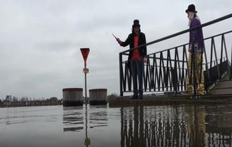 Ik ga Zutphen onderwater zetten