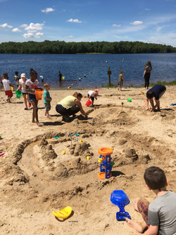 STEAM Sandcastles  at Tobyhanna State Park