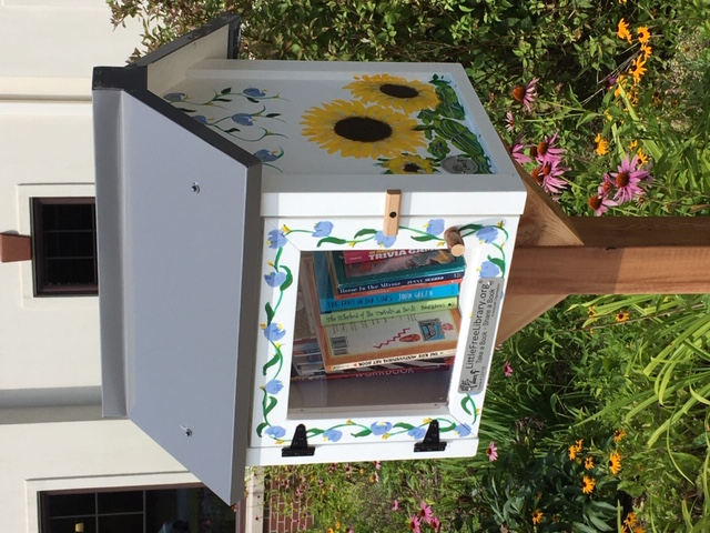 Little Free Library @ PMPL