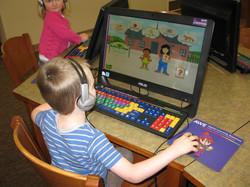AWE Early Learning Station