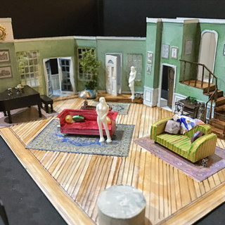 HAY FEVER - CASE WESTERN RESERVE / CLEVELAND PLAY HOUSE