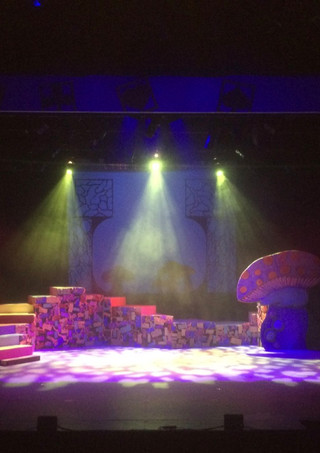 ALICE IN WONDERLAND - BECK CENTER FOR THE ARTS (YOUTH SERIES)