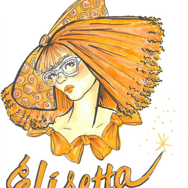 Makeup and Hair Concept - Elisetta