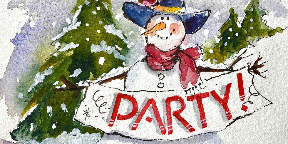 Free Christmas Party!