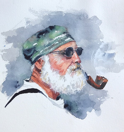 """""""Old Man of The Sea"""""""