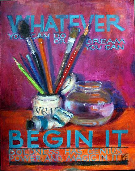 """Begin"""