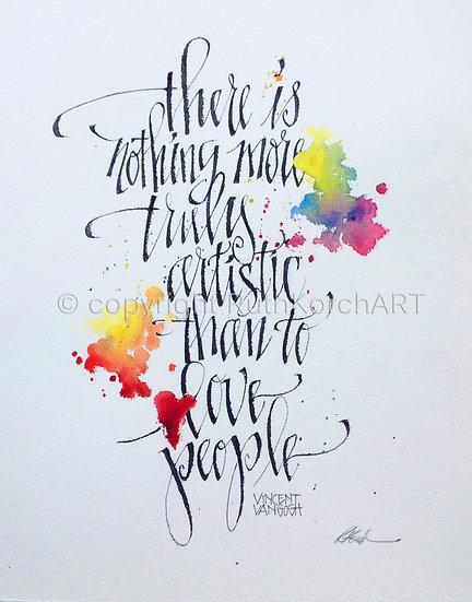 """Artistic Love"""