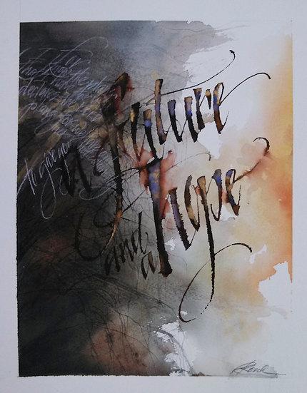 """A Future & A Hope"""