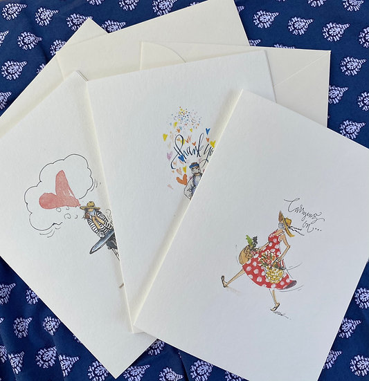 Greeting Cards (timely images)