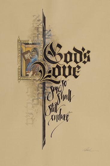 """God's Love"""