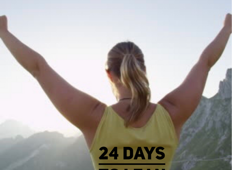 24 Days to LEAN weight Loss Program