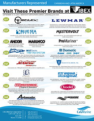 Manufacturers' Rep Line Card