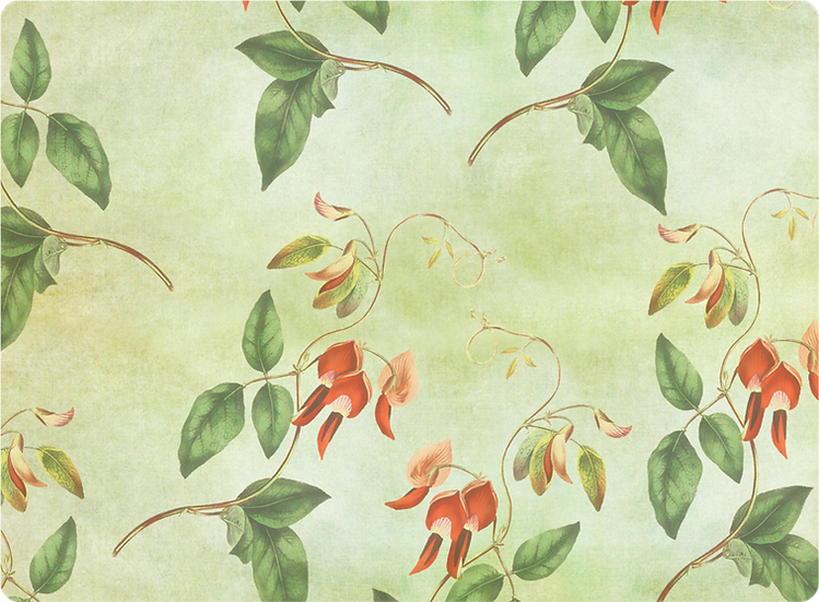 William Morris Wallcovering Placemat
