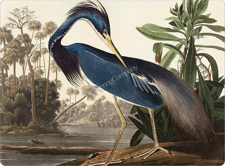 Audubon 'Louisiana Heron' Placemat