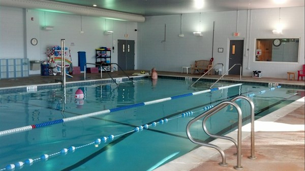 Stevensville Fitness - Pool