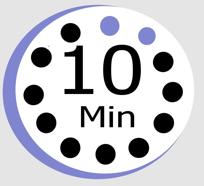 10 Minute Consultation
