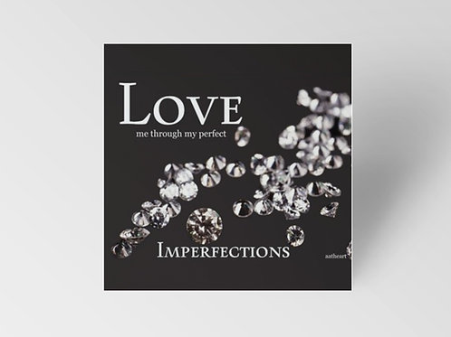 Imperfections Magnet