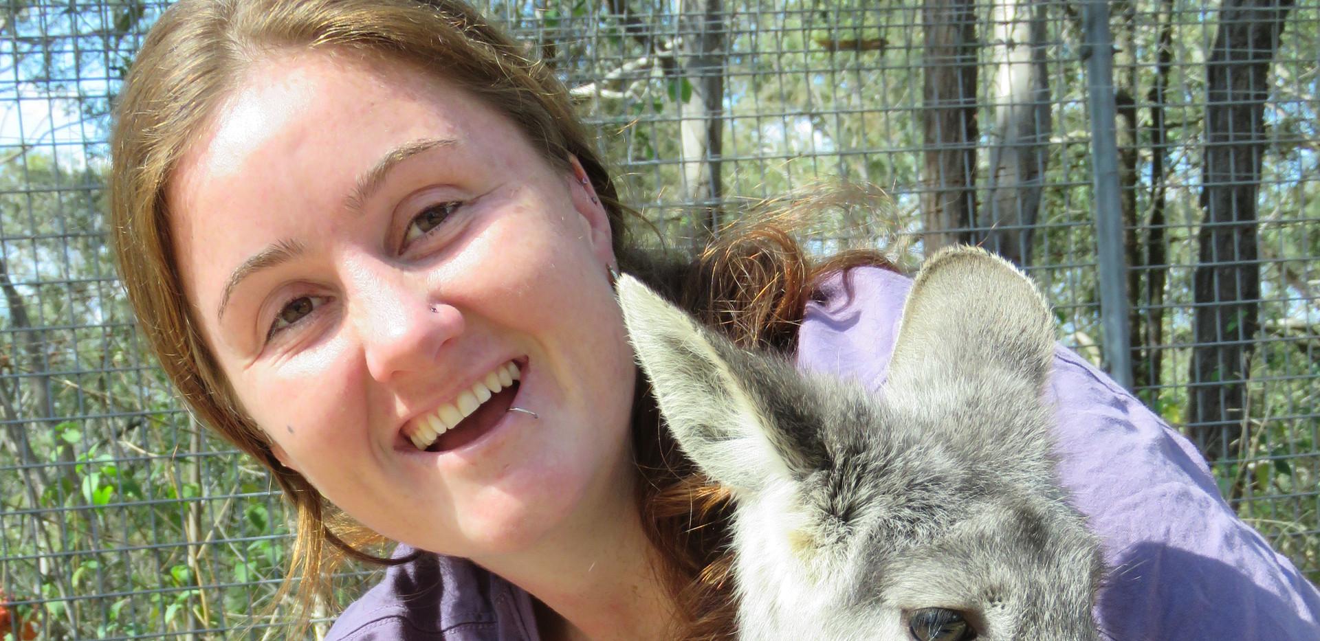 Lana Wedgwood, Sydney Wildlife Rescue
