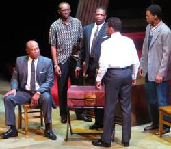 Civil Rights Leaders meeting