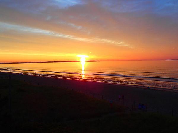 OOB Summer sunrise