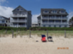 Old Orchard Beach Ocean front Condo