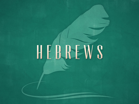 Outline of the Book of Hebrews