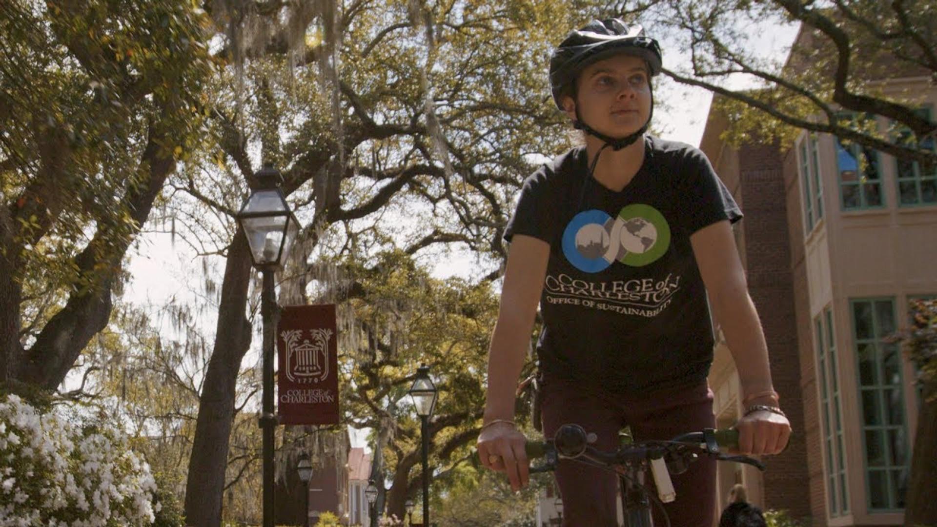 College of Charleston - Bike Share