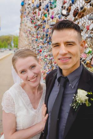 Bernadette and Alejandro