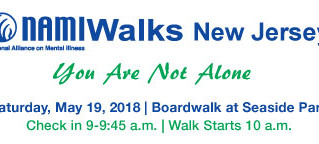 Walk for NAMI-Middlesex on the Shore