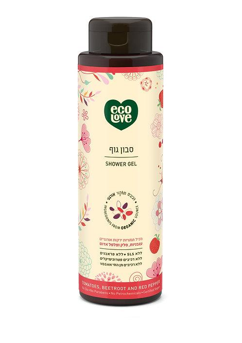 סבון אדום ecoLove