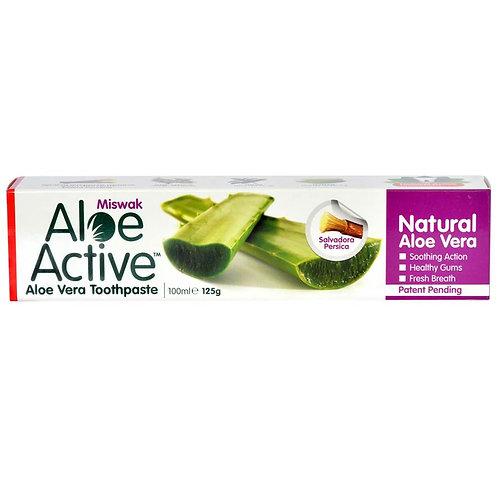 אלו אקטיב מיסווק Aloe Active 100ml