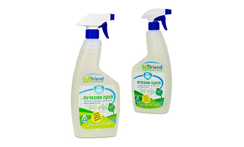 אקופרנד - מנקה אמבטיות וכיורים אקולוגי ecofriend