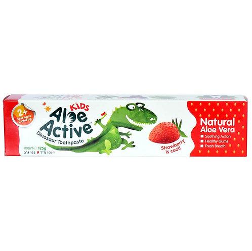אלו אקטיב קידס Aloe Active 100ml