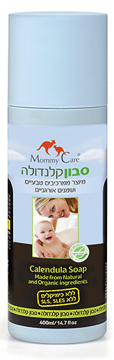 מאמי קר קרטון 12 סבון Mommy Care